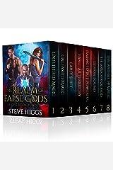 The Realm of False Gods 8 Book Bundle: An Urban Fantasy Saga Kindle Edition