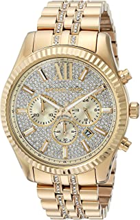 Michael Kors Lexington Chronograph Watch