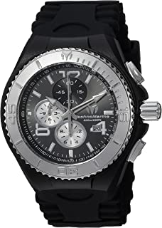 Technomarine Men's Cruise Jellyfish Stainless Steel Quartz Watch