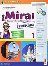 Permalink to ¡Mira! Y descubre la realidad hispana. Per la Scuola media. Con e-book. Con espansione online [Lingua spagnola] PDF