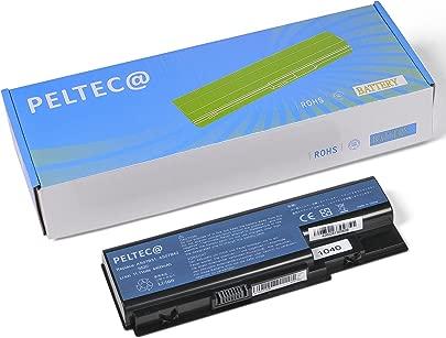 PELTEC  Premium nbsp   nbsp Akku f r Notebook Laptop Acer 5910 nbsp G 7720Z 7520 nbsp G 6920 nbsp G 7340 nbsp 7539 nbsp 7730 nbsp 11 1 nbsp V AS07B31  AS07B71  AS07B32  AS07B51  AS07B52  AS07B72  AS07B41  LC BTP00 007  AS07B42