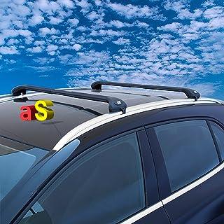 Sistema maa320l OPACA BARRE PORTATUTTO IN ALLUMINIO rb003 per BMW 2er Active Tourer 5tür dal 14
