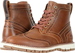 Timberland Britton Hill Wing Tip Boot