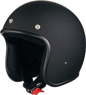 ORIGINAL Fräulein Irmi Retro Vespa-Helm, Jet-Helm mit Sonnen-Visier, Roller-Helm für Frauen und Herren im edlen Vintage-Look, Qualität nach ECE-Norm XS