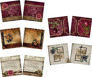heritage scrapbook layouts