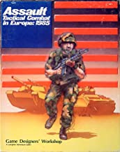 GDW: Assault, Tactical Combat in Europe 1985, Board Game