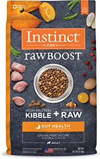 Instinct Raw Boost Grain Free Recipe Natural Dry Dog Food Made with Functional Ingredients