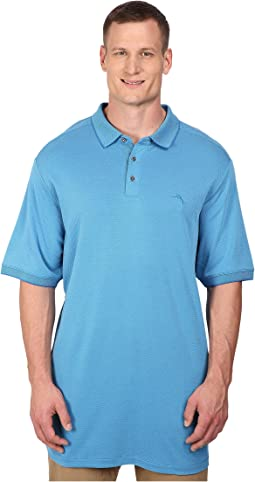 Tommy Bahama Big & Tall - Big & Tall Ocean View Polo Knit