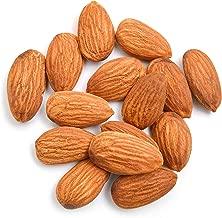 Wilderness Poets Organic California Almonds (10 Pounds) Bulk Almonds