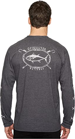 Quiksilver Waterman - Thunnus Long Sleeve Tee