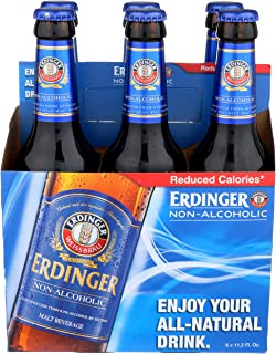 Erdinger, Non Alcoholic, 6pk, 11.2 Fl Oz