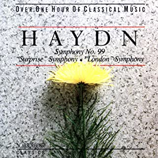 Haydn: Symphony No 99,