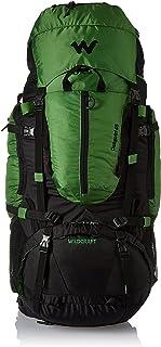 Wildcraft 65 ltrs Green Hiking Backpack (Gangotri Plus Green)