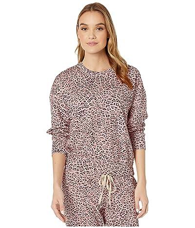 n:philanthropy Lauren Sweatshirt (Blossom Leopard) Women