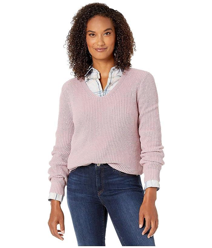 Neck Sweater (Lavender Frost) Women's Sweater