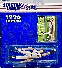 Starting Lineup Matt Williams Figure with Trading Card 1996 MLB Baseball San Francisco Giants