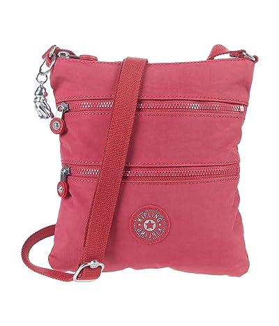 Kipling Keiko Crossbody (Warm Ruby) Cross Body Handbags