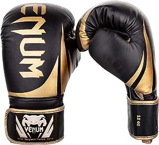 قفازات ملاكمة فينوم بلا منازع 12 اونصة أسود/ذهبي