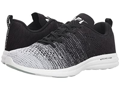 Athletic Propulsion Labs (APL) Techloom Pro (White/Heather Grey/Black/Melange) Men