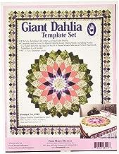 Marti Michell 8949 Giant Dahlia Template Set, 54