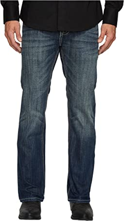 Rock and Roll Cowboy - Pistol Bootcut in Dark Vintage M0P4425