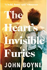 The Heart's Invisible Furies: the unforgettable bestselling Richard & Judy Book Club pick (English Edition) Format Kindle