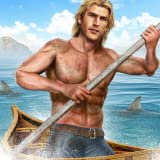 Ultimate Kayak Survival Escape Rules Of Survival Fighting Evolution Game 3D: Raft Survivor Hero Pacific Island Escape Simulator Adventure Action Mission Games Free For kids 2018