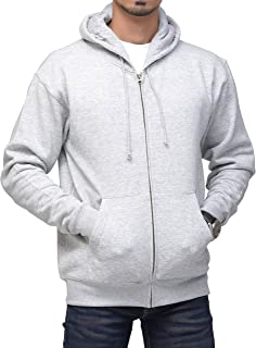 Cottmark Zip-up Fleece Hoodie
