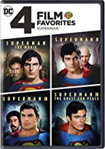 4 Film Favorites: Superman (Cover may vary)