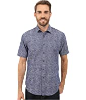 James Campbell - Boca Short Sleeve Woven