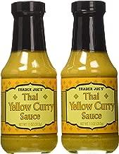 Trader Joe's Thai Yellow Curry Sauce - 2 Pack