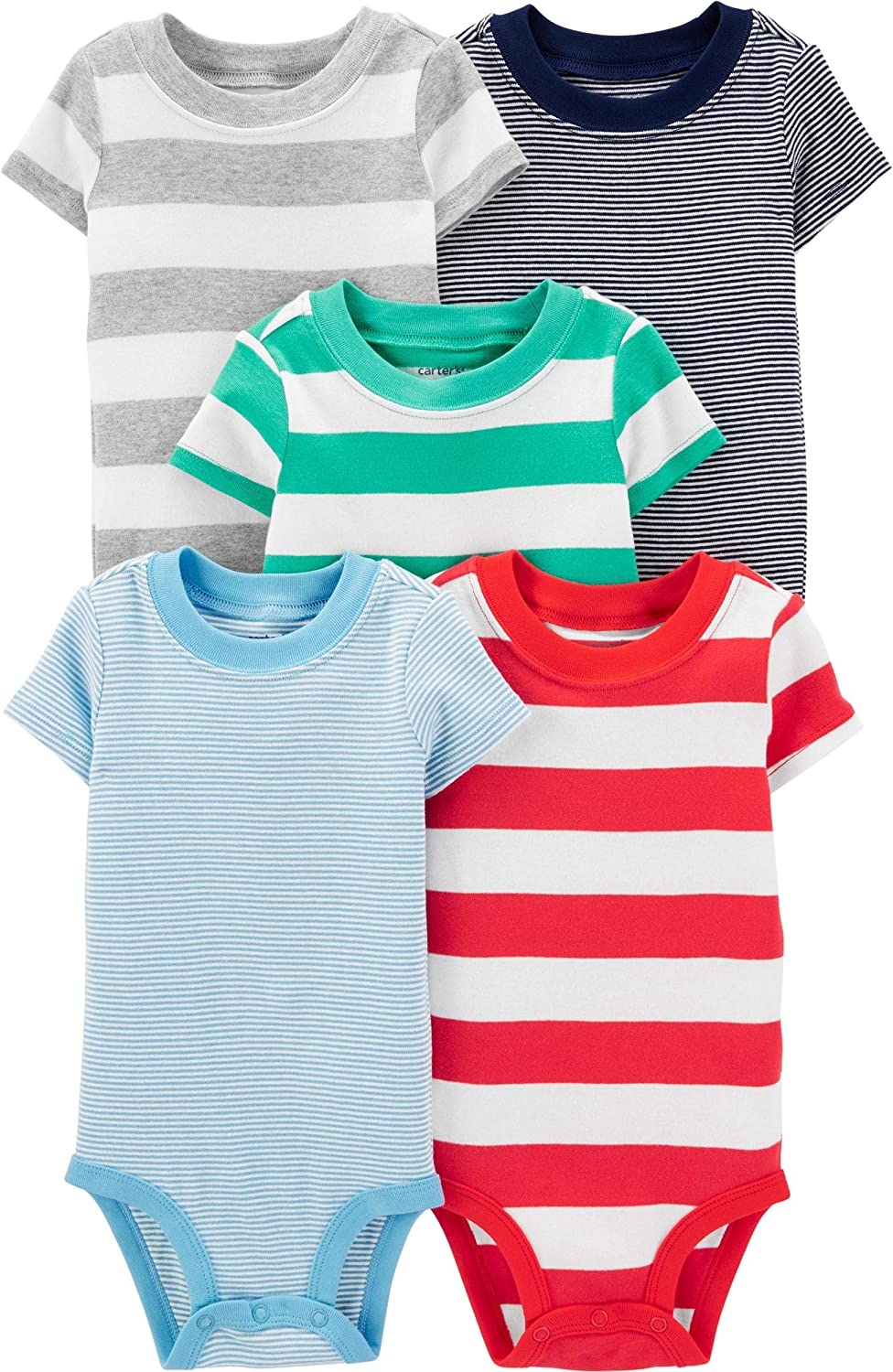 Max 57% OFF Carter's Baby Boys Bodysuits Super sale period limited