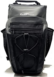 Rainier Supply Co 30L Dry Bag – Premium Waterproof Dry Bag for Boat with Smart Storage