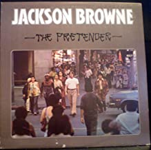 LP Jackson Browne–The Pretender, 1976