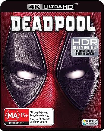 Deadpool (2 Disc) (4K Ultra HD)