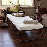 Sleep Master Holiday Elite Rollaway Folding Guest Bed, Plus Bonus Storage BagSleep Master Holiday Elite Rollaway Folding Guest Bed,… by Sleep Master