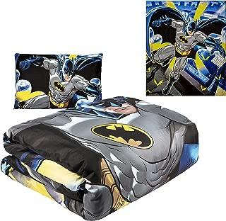 JPI Comforter Set Twin - Batman in City - Twin Bed 86