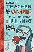 my teacher is a vampire book