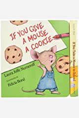 A Mouse Cookie First Library (If You Give...) Board book