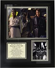 """Legends Never Die""""Star Wars: Revenge of The Sith Action Framed Photo Collage, 11 x 14-inch"""