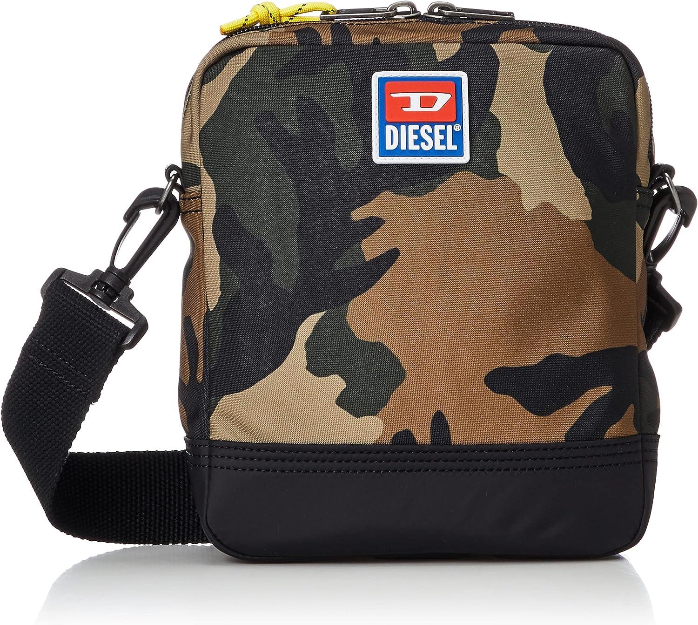Diesel Men's Sport Cross Bodybag, T7434-p3894, Medium