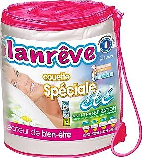 Blanrêve CTETEHP052422 Couette Légère, Blanc , 200g 240 x 220