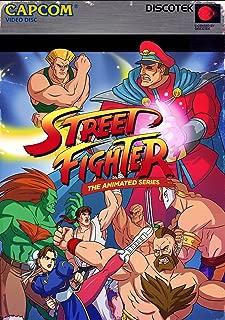 ストリートファイターII MOVIE ・ STREET FIGHTER II: THE ANIMATED SERIES