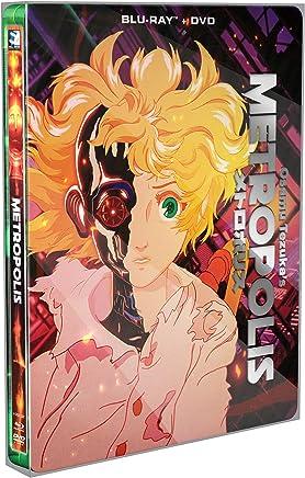 Osamu Tezuka's Metropolis - Steelbook Edition (Blu-ray + DVD)