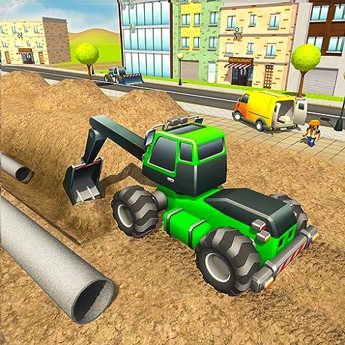 Bauarbeiten an der Stadtpipeline: Klempnerspiel