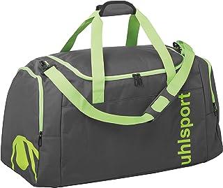 UHL Essential 2.0 Sports Cabas de Fitness, 45 cm, 50 liters, Multicolore (Anthracita/Fluo Verde)