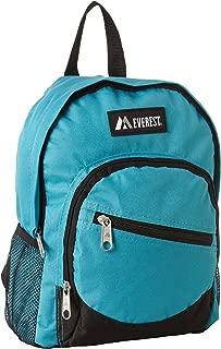 Everest Junior Slant Backpack, Turquoise, One Size