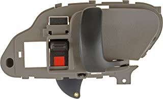 Dorman 77186 Interior Door Handle for Select Cadillac / Chevrolet / GMC Models, Gray Paint to Match