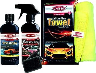 Sheeba Car Wash Shampoo Kit (400ml)