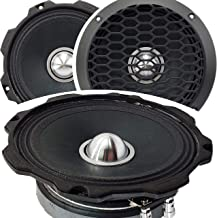 "$57 » Sponsored Ad - Gravity Warzone Series - WZ6G - 6.5"" inch Pro Mid-Range Coaxial Loud Speaker 4-Ohms with 1000W Maximum Powe..."